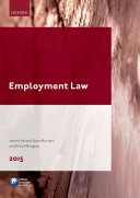 Employment Law 2015