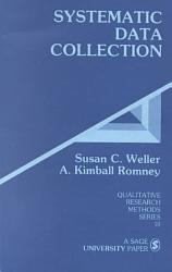 Systematic Data Collection Book PDF