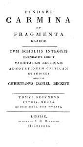 Carmina et fragmenta graece: Τόμος 2