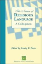 Nature of Religious Language