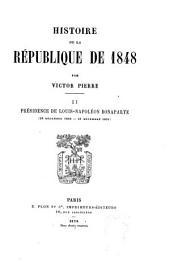 Histoire de la république de 1848: Volume2