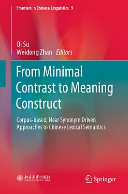 From Minimal Contrast to Meaning Construct PDF