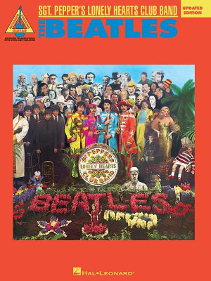 The Beatles   Sgt  Pepper s Lonely Hearts Club Band Songbook