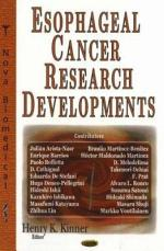 New Research on Esophageal Cancer