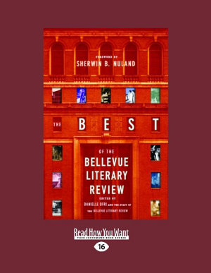 The Best of the Bellevue Literary Review  Large Print 16pt