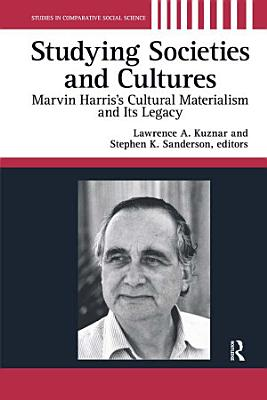 Studying Societies and Cultures