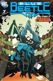 Blue Beetle (2006-) #7