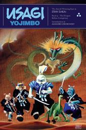 Usagi Yojimbo Book 4: The Dragon Bellow Conspiracy