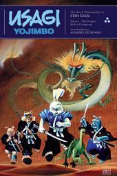 Usagi Yojimbo Book 4: The Dragon Bellow Conspiracy