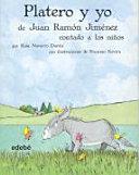 Platero y yo de Juan Ram  n Jim  nez contado a los ni  os PDF
