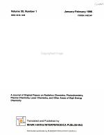 High Energy Chemistry PDF