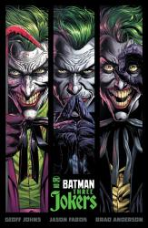 Batman  Three Jokers PDF