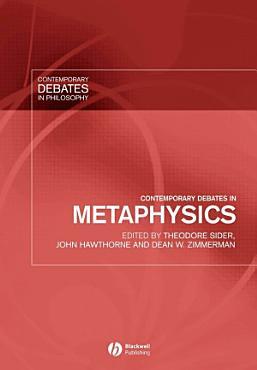 Contemporary Debates in Metaphysics PDF
