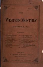 The Western Monthly: Volume 4