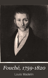 Fouché: 1759-1820