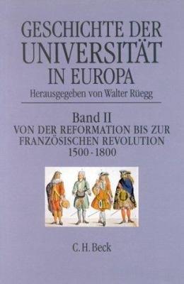 Geschichte der Universit  t in Europa PDF