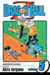 Dragon Ball Z, Vol. 5: Dragon Ball In Space