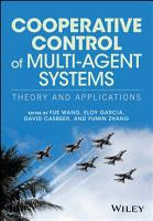 Cooperative Control of Multi Agent Systems PDF