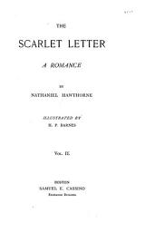 The Scarlet Letter: A Romance, Volume 2