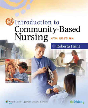 Introduction to Community based Nursing PDF