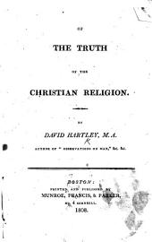Of the truth of the Christian Religion