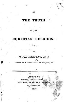 Of the Truth of the Christian Religion PDF