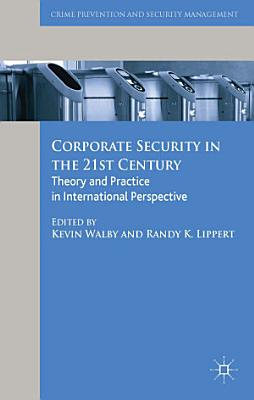 Corporate Security in the 21st Century PDF