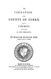 Publications of the Surtees Society: Volume 62