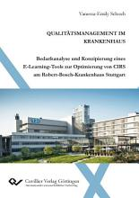 Qualit  tsmanagement im Krankenhaus PDF