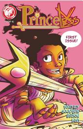 Princeless Volume 1 #1: Volume 1