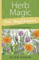 Herb Magic for Beginners PDF