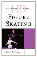 Historical Dictionary of Figure Skating PDF
