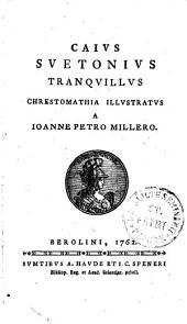 Caius Suetonius Tranquillus Chrestomathia