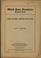 The Cosmic Roots of Love