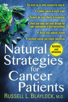Natural Strategies for Cancer Patients PDF