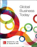 Global Business Today with Connect Access Card Book