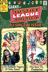 Justice League of America (1960-) #85