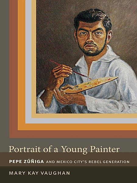 Download Portrait of a Young Painter Book