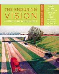 The Enduring Vision A History Of The American People Concise Book PDF