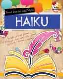 Read  Recite  and Write Haiku