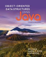 Object Oriented Data Structures Using Java PDF