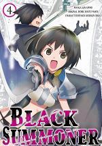 Black Summoner (Manga) Vol 4