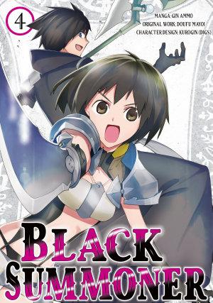 Black Summoner  Manga  Vol 4