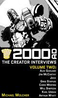 2000 AD  The Creator Interviews   Volume 02 PDF