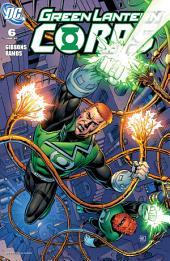 Green Lantern Corps (2006-) #6