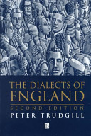 The Dialects of England