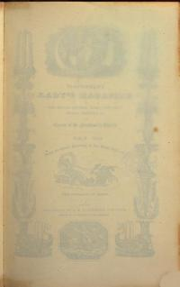 BLACKWOOD S LADY S MAGAZINE OF THE BELLES LETTERS  MUSIC  FINE ARTS  DRAMA  FASHION  ETC AND GAZETTE OF THE FASHIONALBE WORLD VOL  8 1840 PDF