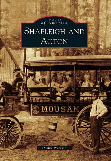Shapleigh and Acton PDF