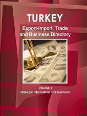 Turkey Export-import Trade and Business Directory