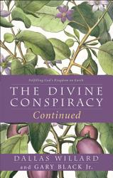 The Divine Conspiracy Continued Book PDF